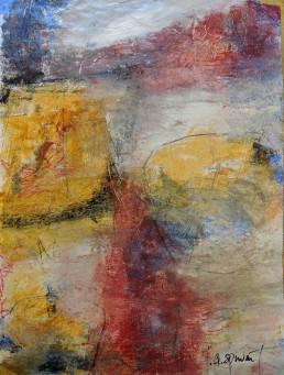 Marigold, 17.25 x 28.5